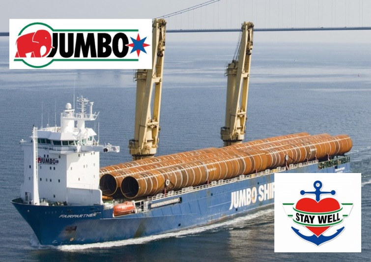 Jumbo Shipping – Stay Well