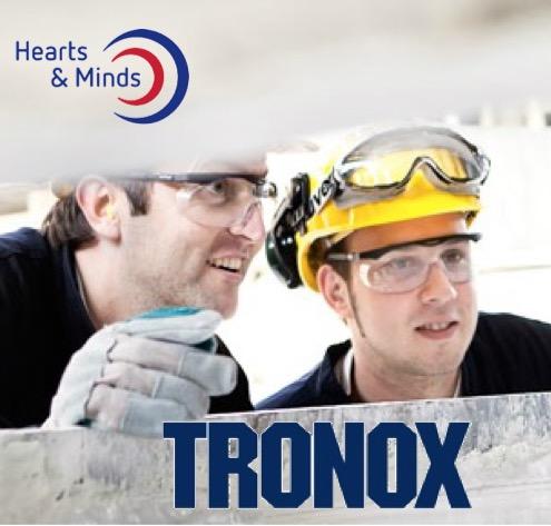 Tronox – veilig en zeker